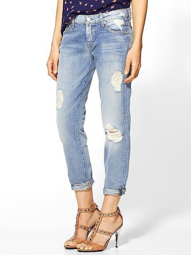 7 For All Mankind Josephina Cropped Jean