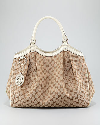 Gucci Sukey Shoulder Tote Bag, Large
