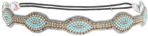 Deepa Gurnani 'Eye Station Stop' headband