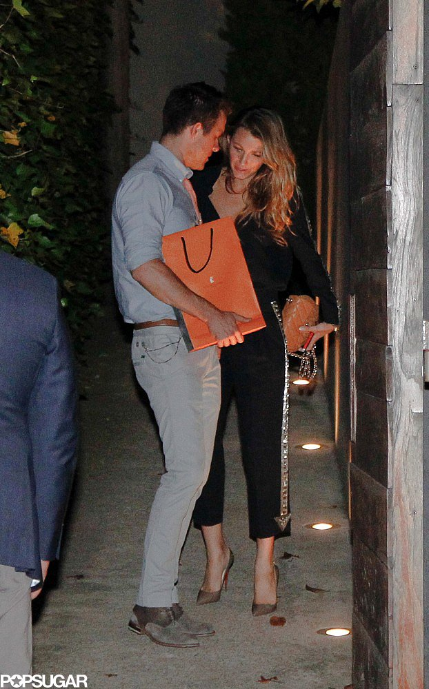 Blake Lively and Ryan Reynolds grabbed dinner together in Barcelona.