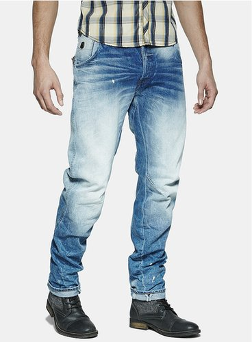 G-Star RAW New Riley 3D Mens Slim Jeans