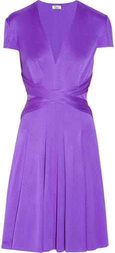 Issa Silk-jersey dress