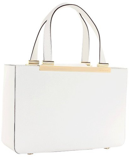 MICHAEL Michael Kors - Tilda Large Tote (Tan) - Bags and Luggage