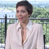 Maggie Gyllenhaal Interview | Video