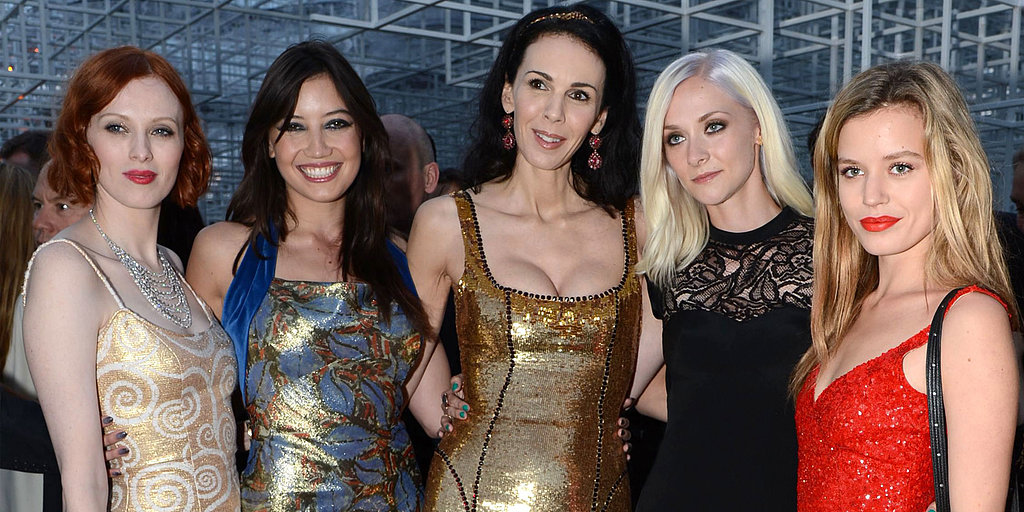 All the Brit-Pack Style from the Serpentine Gallery Summer Party