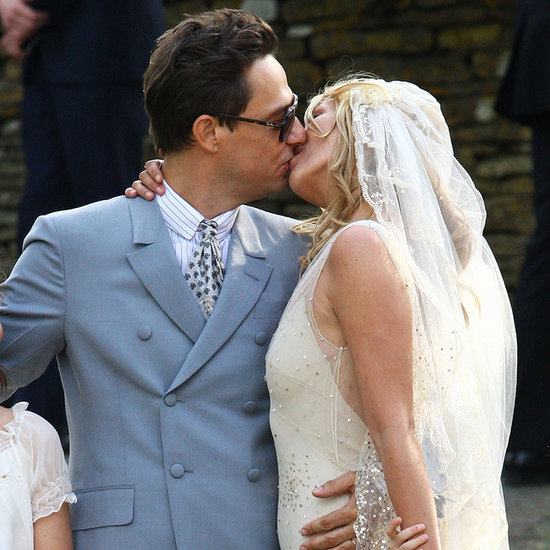 Kate Moss and Jamie Hince Cute Couple Pictures