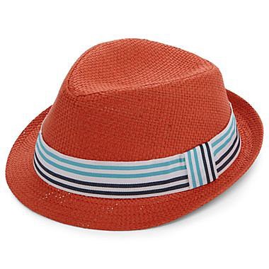 Little Maven by Tori Spelling's red fedora ($12) offers a bold pop of color.