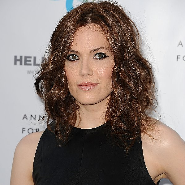 Celebrity Hairstyles: Mandy Moore's Tousled, Sexy Hair
