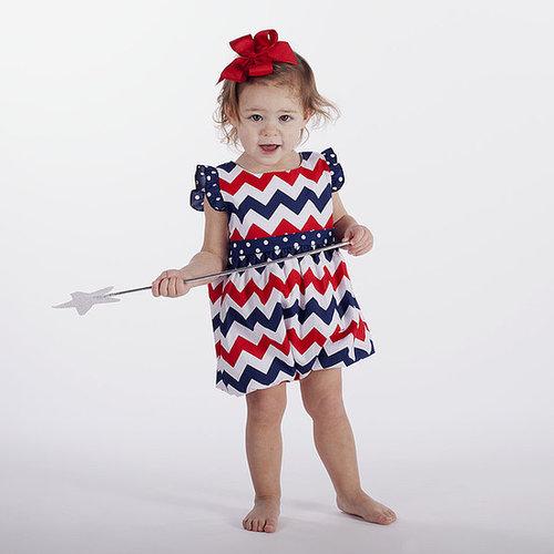 Wear This: Sweetheart Rose Little Girls' Polka Dot Sundress