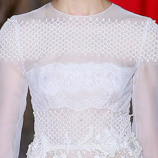 A Closer Look at Valentino's Embroidery