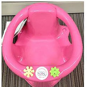 Baby Bath Seat Recalled