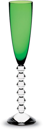 Baccarat Vega Flutissimo, Emerald