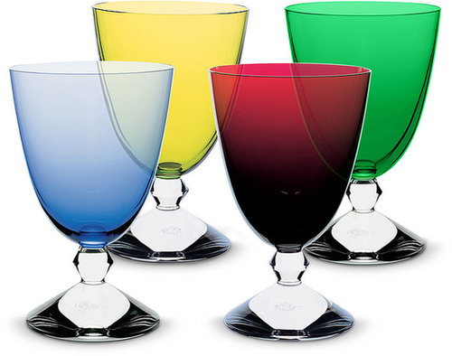 Baccarat Vega Water Glass