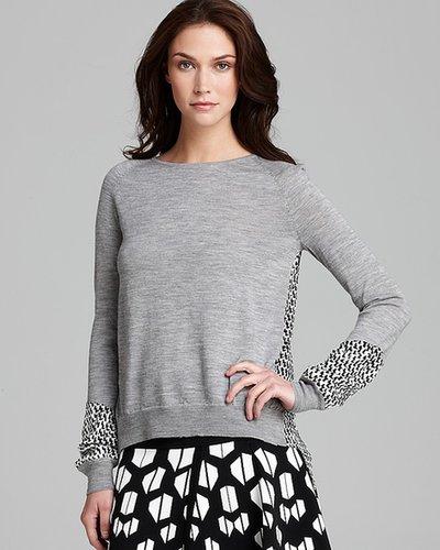 DIANE von FURSTENBERG Sweater - Austine Printed
