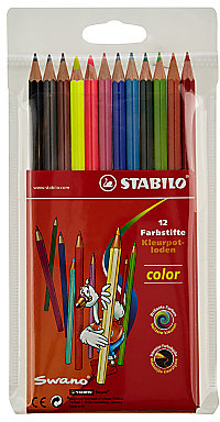 Stabilo Colouring Pencils, Pack of 12