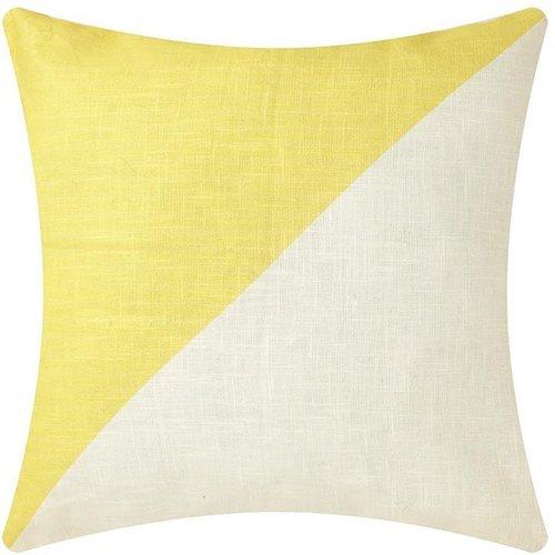Colour Block Cushion 43Cm X 43Cm