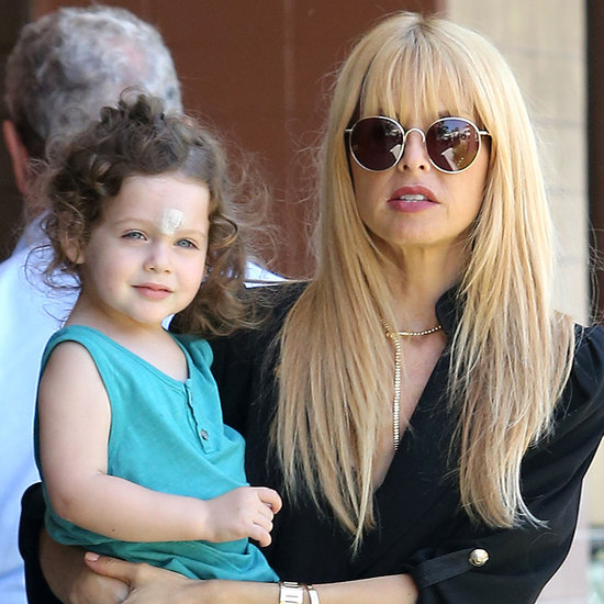 Rachel Zoe With Skyler at Breakfast | Pictures