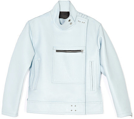 Preorder Opening Ceremony Dakota Flight Jacket In Sky Blue