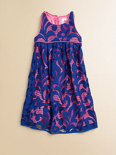 Milly Minis Girl's Magnolia Lace Dress
