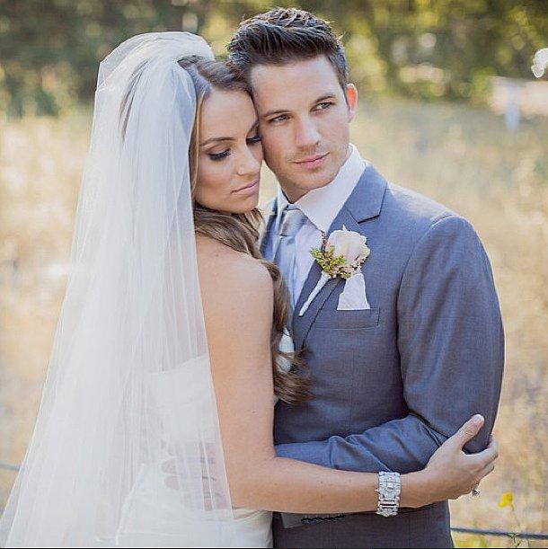 Matt Lanter S New Wife Angela Lanter Shared This Sweet Photo From Ido The Best Social