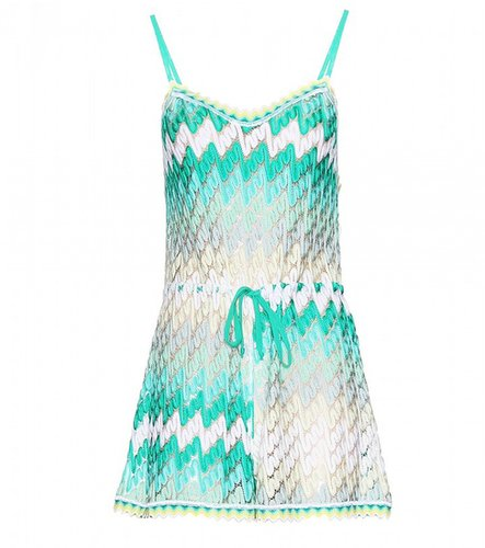 Missoni Mare CROCHET KNIT JUMPSUIT