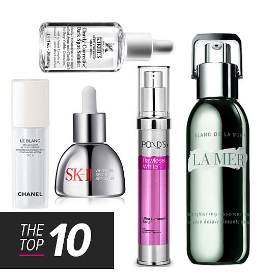 Top 10 Skin Whitening Serums & Skin Whitening Spot Treatment