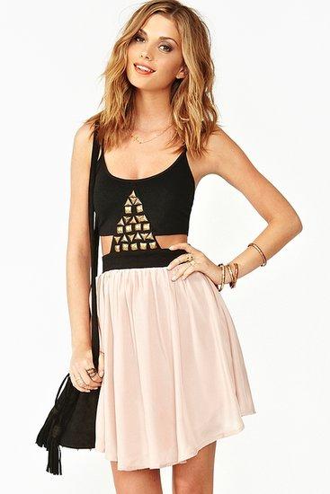 Pyramid Dress