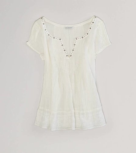 AE Studded Boho Top