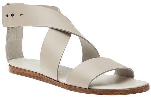 Common Projects Crisscross flat sandal