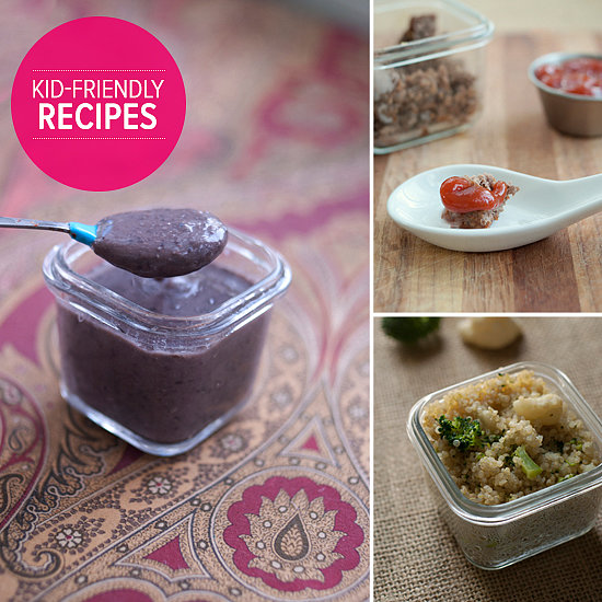 5 New Recipes That Take the Guesswork Out of Baby Food