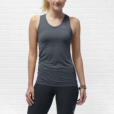 Nike Dri-FIT Touch Breeze Women's Running Tank Top