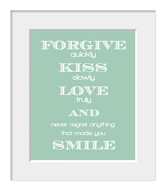 Audrey Hepburn quote ($18)