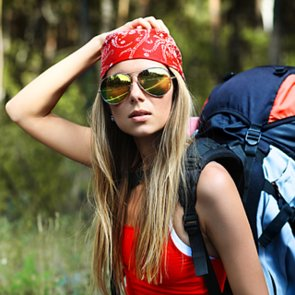 What Beauty To Take Camping Splendour
