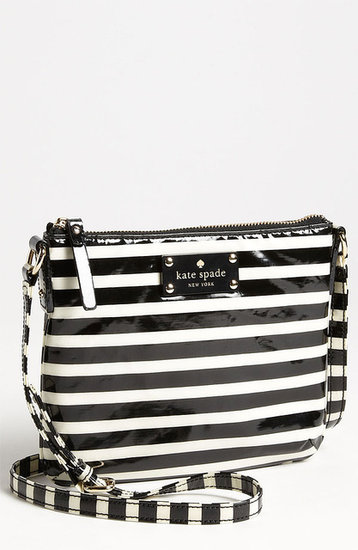 Kate Spade New York 'stripe Nylon Tenley' Crossbody Bag