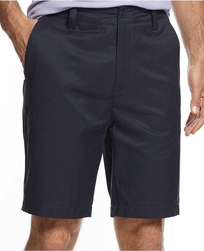 Nautica Shorts, Trim-Fit Flat-Front