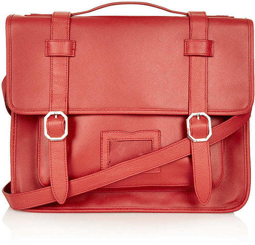 Mary ID Satchel