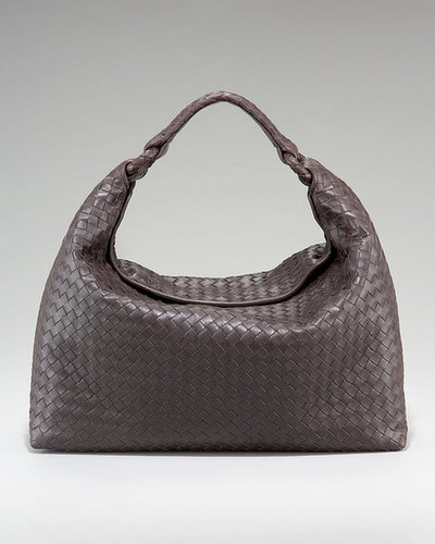 Bottega Veneta Woven Leather Bowler