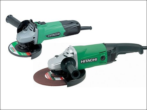 Angle Grinder Twin Pack 115mm + 230mm 240 Volt | Power Tools 2 Buy