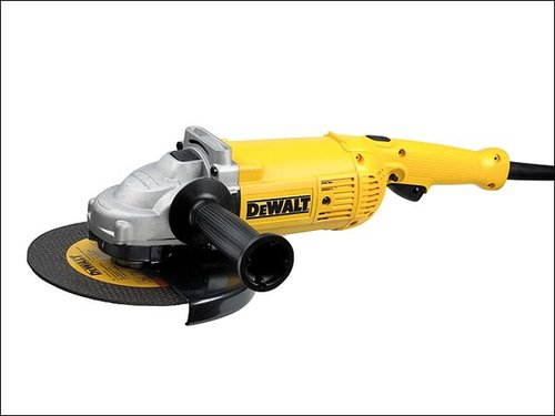 D28492K Angle Grinder 230mm 2200 Watt 230 Volt + Kit Box | Power Tools 2 Buy