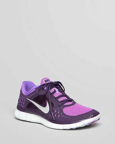 Nike Sneakers - Womens Free Run+ 3