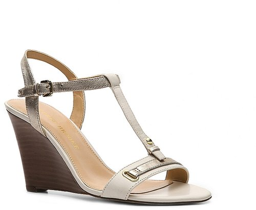 Audrey Brooke Beyond Wedge Sandal