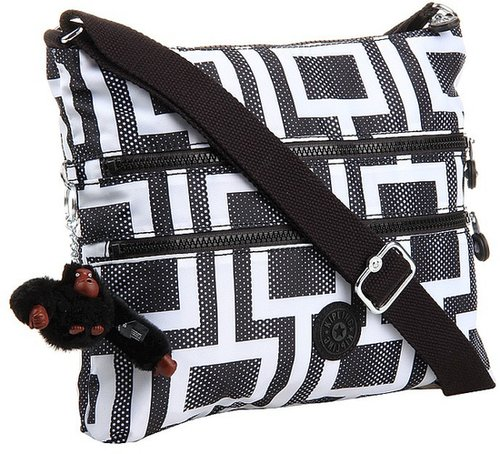 Kipling - IF - Alvar Crossbody Travel Bag (Maze) - Bags and Luggage