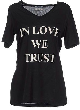MOSCHINO CHEAPANDCHIC Short sleeve t-shirt