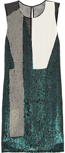 3.1 Phillip Lim Sequined silk dress