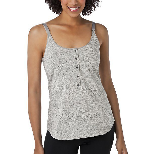 Target's Gilligan & O'Malley line is known for being comfy and allowing supereasy access, and this basic but essential henley nursing cami ($17, originally $20) is no exception.