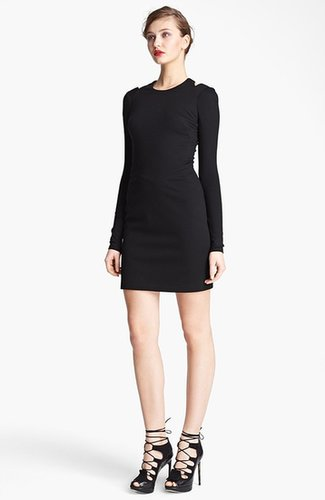 Jason Wu Ponte Jersey Racerback Dress