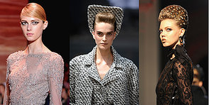 Fashion Week Round-Up: The Haute Couture Beauty Looks