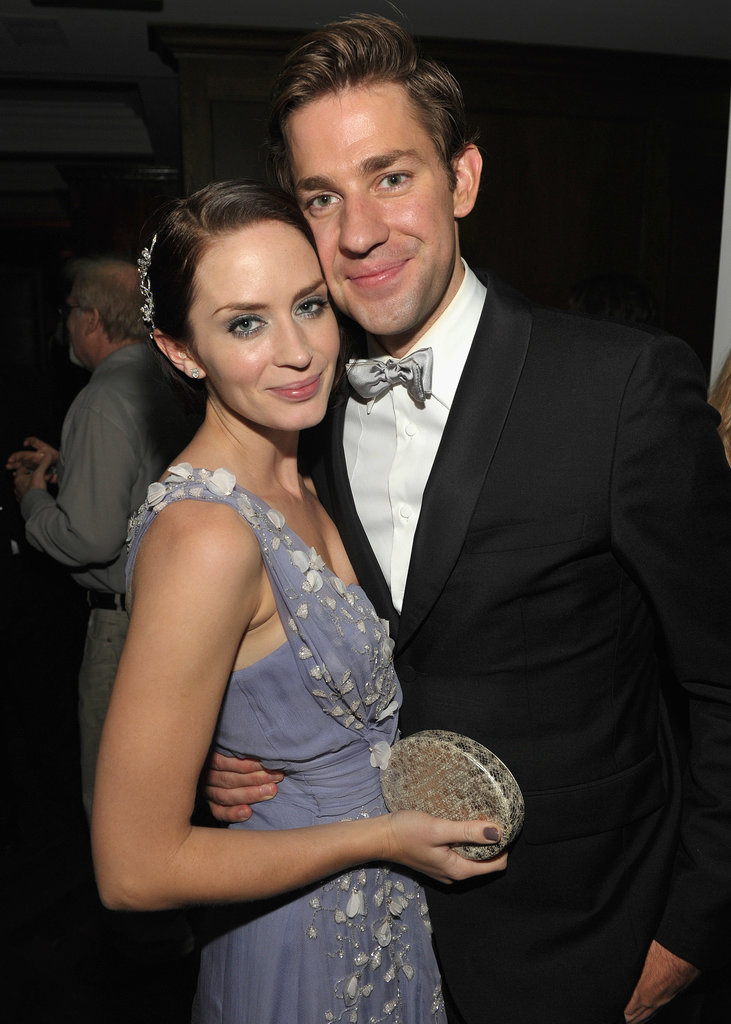 Emily and John took a sweet photo at the Emmys after party in Aug. 2010.