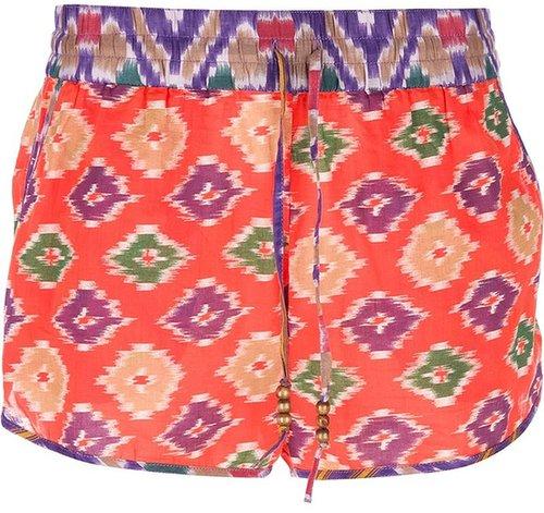 Ralph Lauren Denim & Supply printed shorts