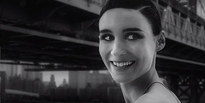 Rooney Mara Channels Lisbeth Salander in Her Calvin Klein Perfume Ad